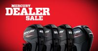 Mercury FourStroke Dealer Sale