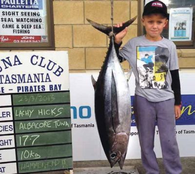 103 game fishing albacore