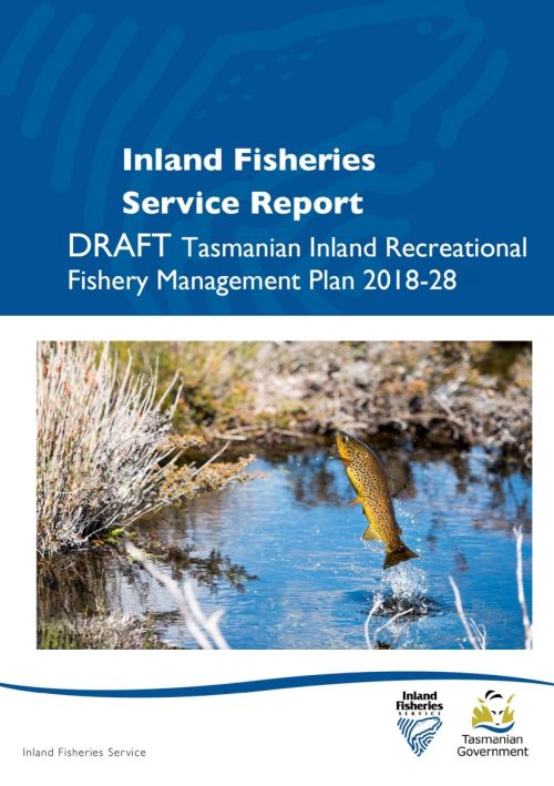 Draft Tasmanian Inland Recreational Fishery Management Plan 2018 28